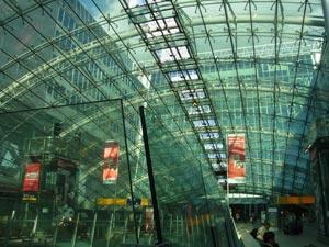 DBフランクフルト空港駅